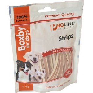 Boxby for dogs Strips