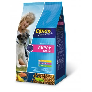 Canex Dynamic Puppy Brocks Hondenvoer