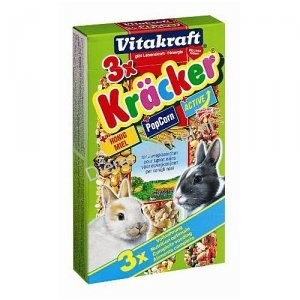 Vitakraft Kracker Konijn 3 in 1